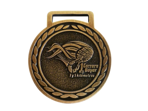 medalla Bayer