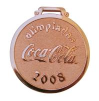 medalla cocacola