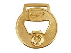 medalla destapador Cuauhtemoc moctezuma