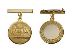 medalla imperio ok