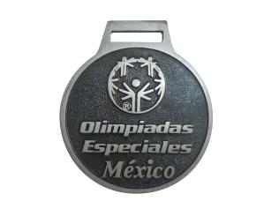 medalla olimpiadas especiales circular