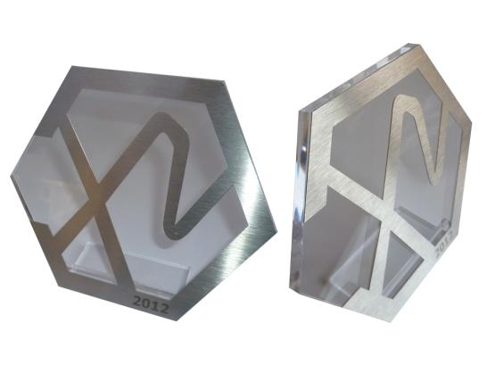 reconocimiento hexagono